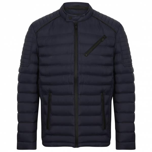 DNM Dissident Elescope Quilted Jacket Hommes Veste 1J11345 Dark Sapphire