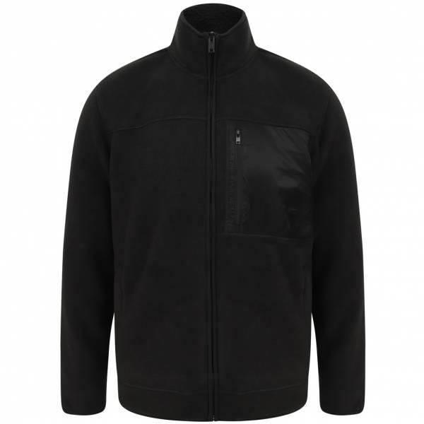 Kensington Lockport Hommes Veste 1E13722 Noir de jais