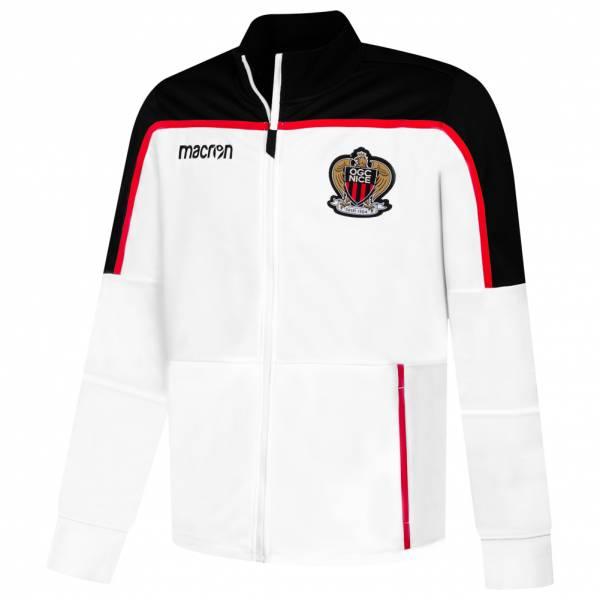 OGC Nice macron Hommes veste de survêtement de loisir 58097224