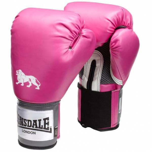 Gants de boxe Lonsdale Pro Training rose
