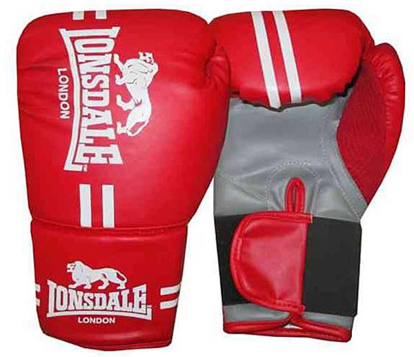 Lonsdale Contender gants de boxe