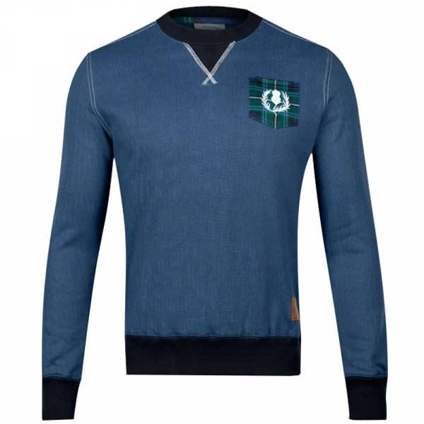 Ecosse SRU macron Rugby Hommes Polaire Pull 58030376
