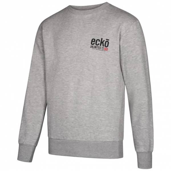 Ecko Unltd. GTO Sweat ras du cou pour homme ESK4332 Ath Grey Marl