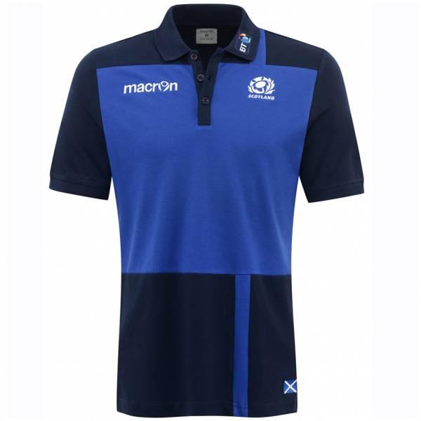 Ecosse SRU macron Rugby Hommes Loisirs Polo 58080342