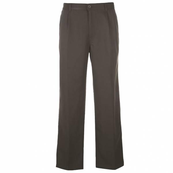 Dunlop Hommes Golf Pantalon gris