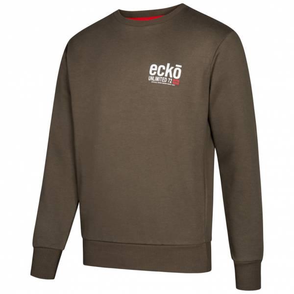 Ecko Unltd. GTO Sweat Crew Sweat pour Homme ESK4332 Grape Leaf